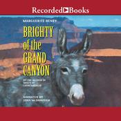 Brighty of the Grand Canyon by  Marguerite Henry audiobook