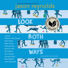 Look Both Ways by Jason Reynolds audiobook