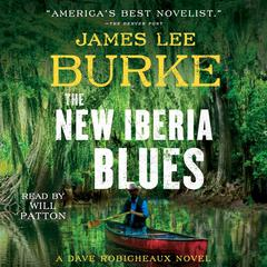 The New Iberia Blues by James Lee Burke audiobook