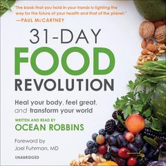 31-Day Food Revolution by Ocean Robbins audiobook