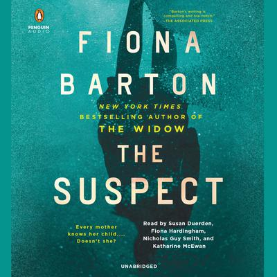 The Suspect by Fiona Barton audiobook