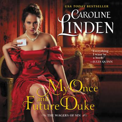 My Once and Future Duke by Caroline Linden audiobook
