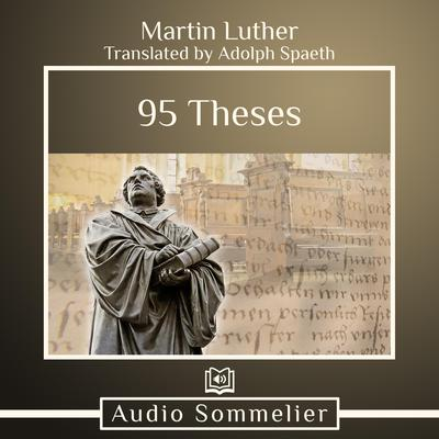 95 Theses Audiobook