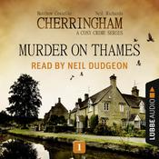 Murder on Thames by  Matthew Costello audiobook