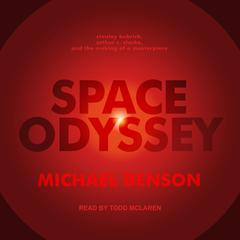 Space Odyssey by Michael Benson audiobook