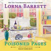 Poisoned Pages by  Lorna Barrett audiobook