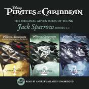 Pirates of the Caribbean: Jack Sparrow Books 1–3 by  Rob Kidd audiobook