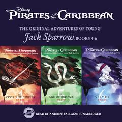 Pirates of the Caribbean: Jack Sparrow Books 4–6