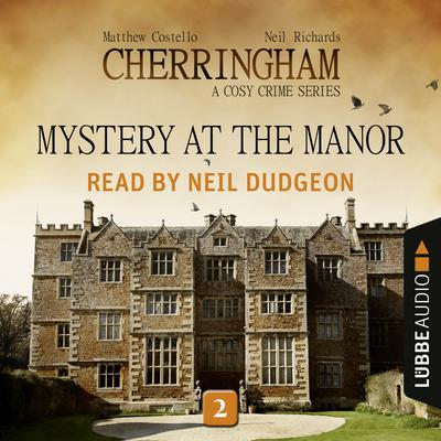 Mystery at the Manor by Matthew Costello audiobook