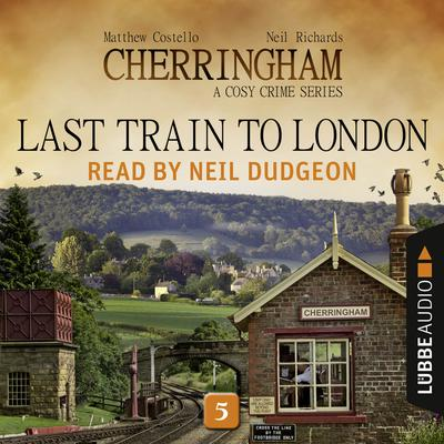 Last Train to London by Matthew Costello audiobook