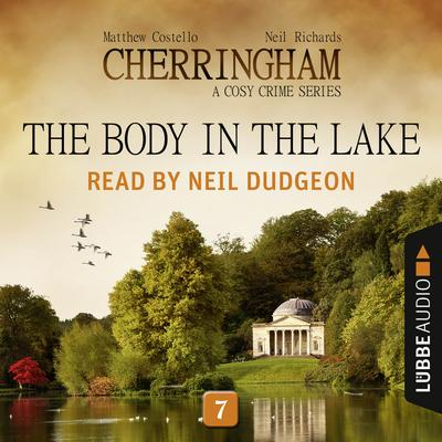 The Body in the Lake by Matthew Costello audiobook