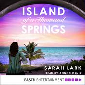 Island of a Thousand Springs by  Sarah Lark audiobook