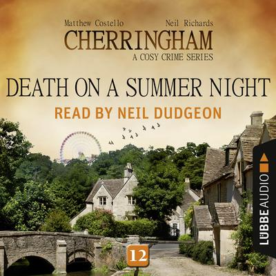 Death on a Summer Night by Matthew Costello audiobook