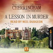 A Lesson in Murder by  Neil Richards audiobook