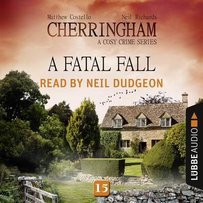 A Fatal Fall by Matthew Costello audiobook
