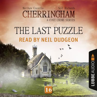 The Last Puzzle by Matthew Costello audiobook