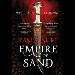 Empire of Sand by Tasha Suri audiobook