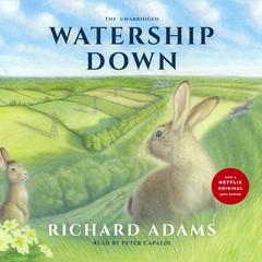 Watership Down by Richard Adams audiobook