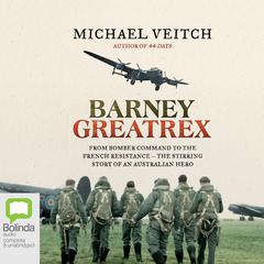 Barney Greatrex by Michael Veitch audiobook