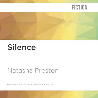 Silence by Natasha Preston audiobook