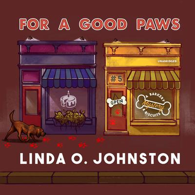 For a Good Paws by Linda O. Johnston audiobook