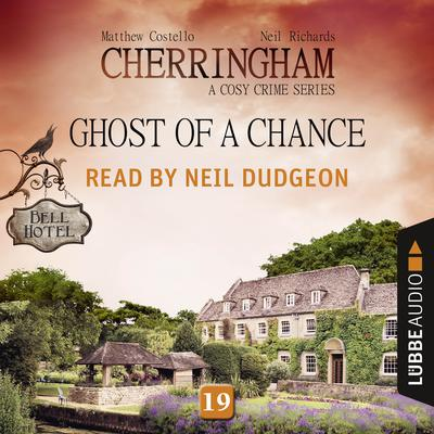 Ghost of a Chance by Matthew Costello audiobook