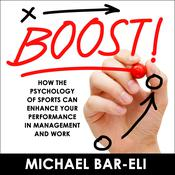Boost! by  Michael Bar-Eli audiobook