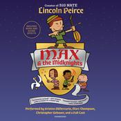 Max and the Midknights by  Lincoln Peirce audiobook