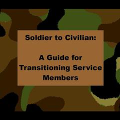 Soldier to Civilian by Robert Reed audiobook