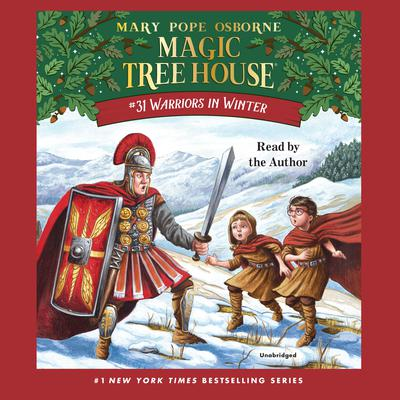 Warriors in Winter by Mary Pope Osborne audiobook