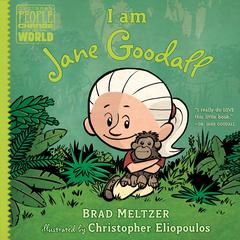I am Jane Goodall by Brad Meltzer audiobook