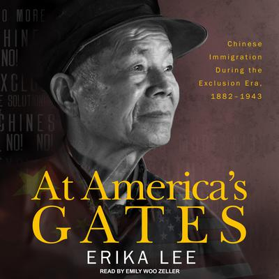 At America's Gates by Erika Lee audiobook