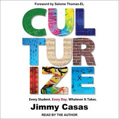 Culturize by Jimmy Casas audiobook