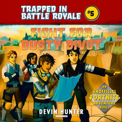 Fight for Dusty Divot by Devin Hunter audiobook