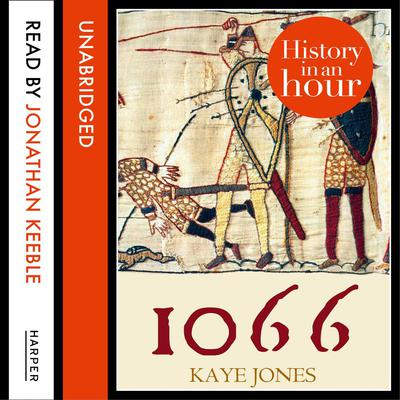 1066 by Kaye Jones audiobook