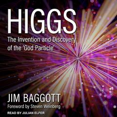 Higgs by Jim Baggott audiobook
