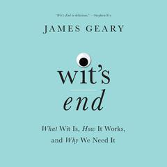 Wit's End by James Geary audiobook