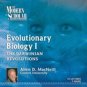 Evolutionary Biology, Part 1 by  Allen MacNeill audiobook