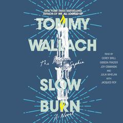 Slow Burn by Tommy Wallach audiobook