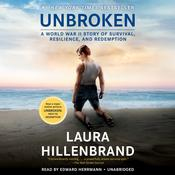 Unbroken (Movie Tie-in Edition) by  Laura Hillenbrand audiobook
