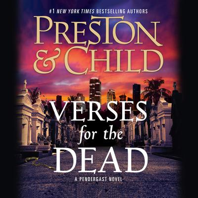 Verses for the Dead by Douglas Preston audiobook
