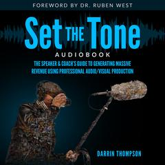 Set the Tone by Darrin Thompson audiobook