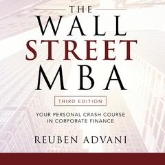 The Wall Street MBA, Third Edition