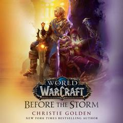 World of Warcraft: Before the Storm by Christie Golden audiobook