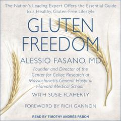 Gluten Freedom by Alessio Fasano audiobook
