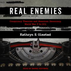 Real Enemies by Kathryn S. Olmsted audiobook