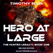 Hero at Large by  Timothy Ellis audiobook