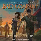 Bad Company by  Joshua C. Chadd audiobook