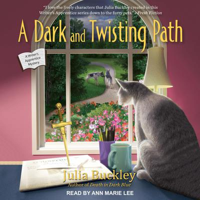 A Dark and Twisting Path by Julia Buckley audiobook