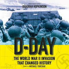D-Day by Deborah Hopkinson audiobook